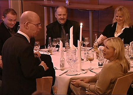 Middager og selskap